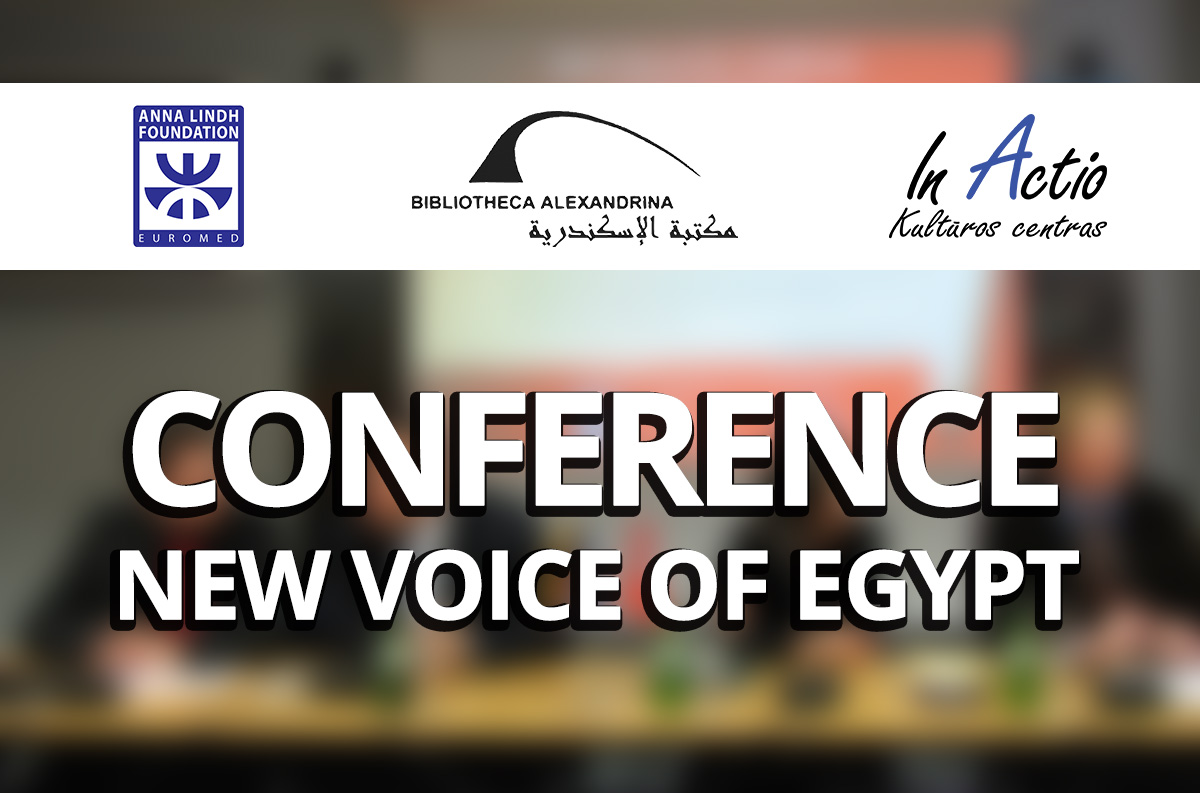 "Conference ""New Voice of Egypt"""