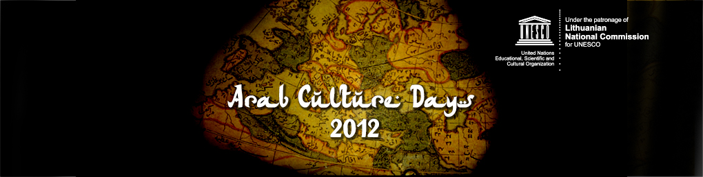 Arab Culture Days 2012