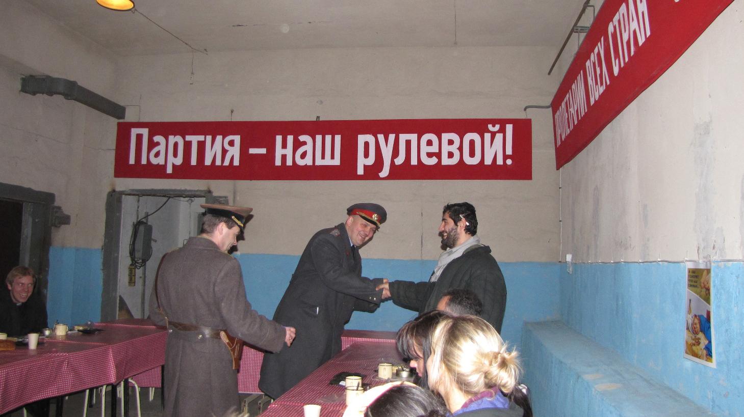 """""""1984.Išgyvenimo drama sovietiniame bunkeryje"""""""