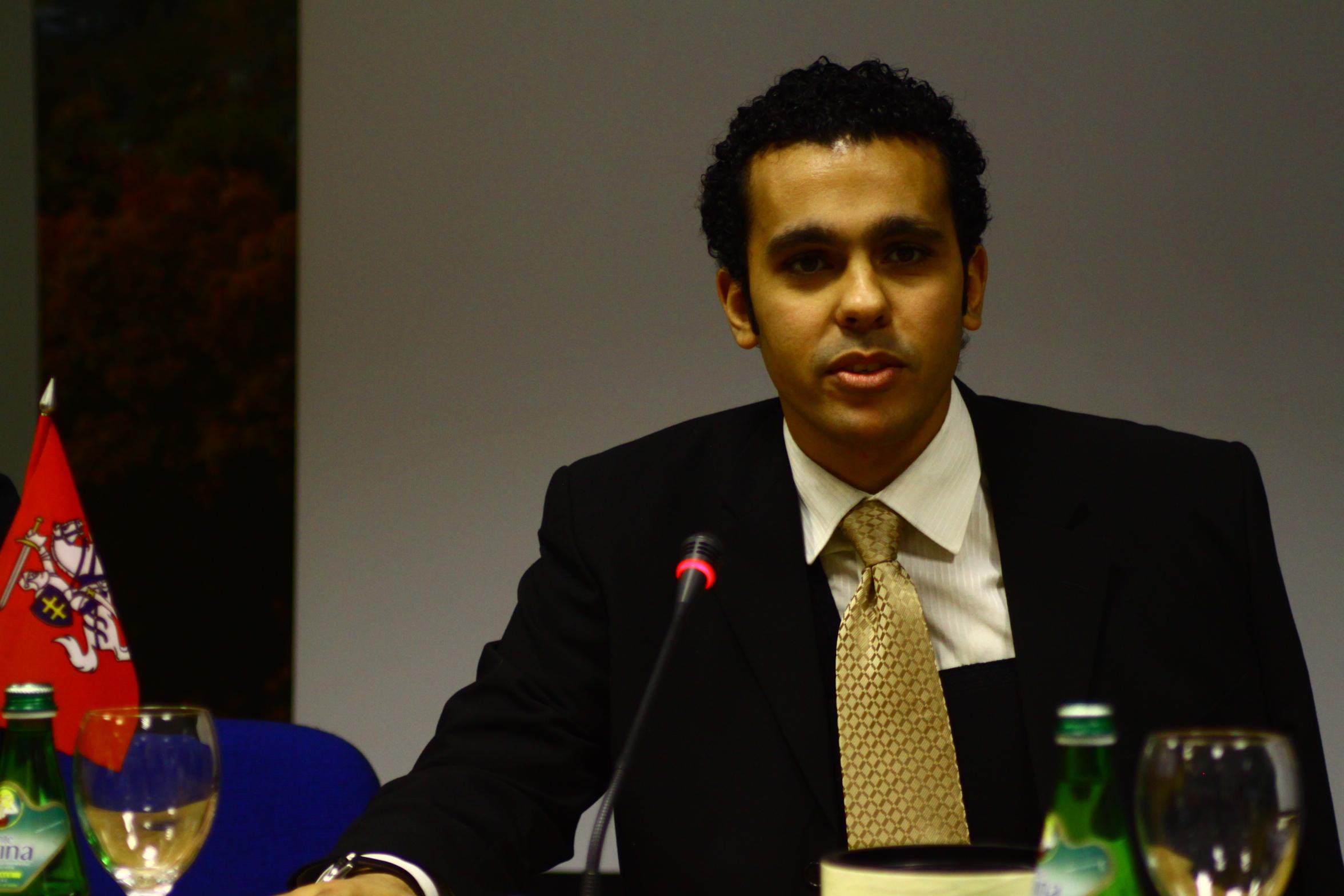 """Iš konferencija """"Naujasis Egipto Balsas"""""""