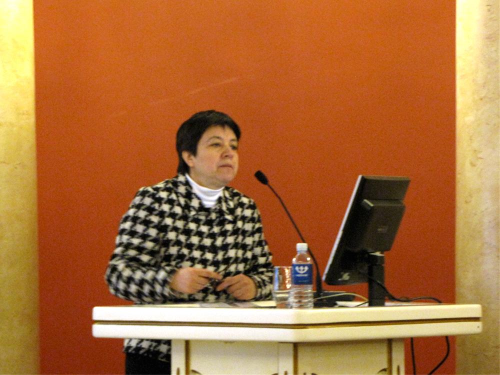 Jaunimo tarptautinio bendradarbiavimo agentūros vadovė Lilija Gerasimienė